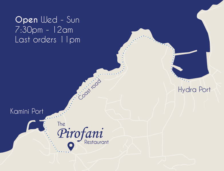 Pirofani map